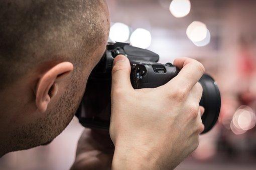 Photographer, Camera, Photo, Photos