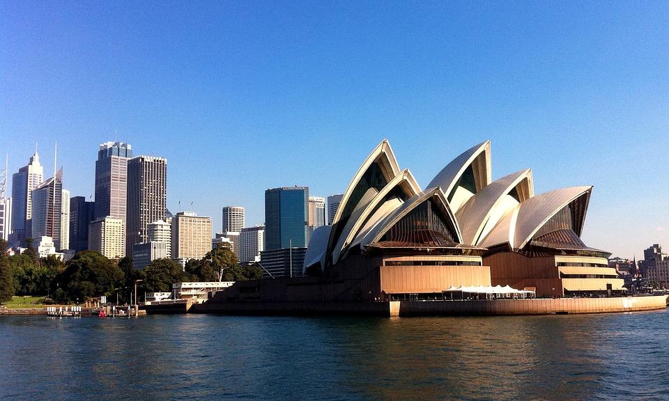 Sydney Opera House Australia Famous