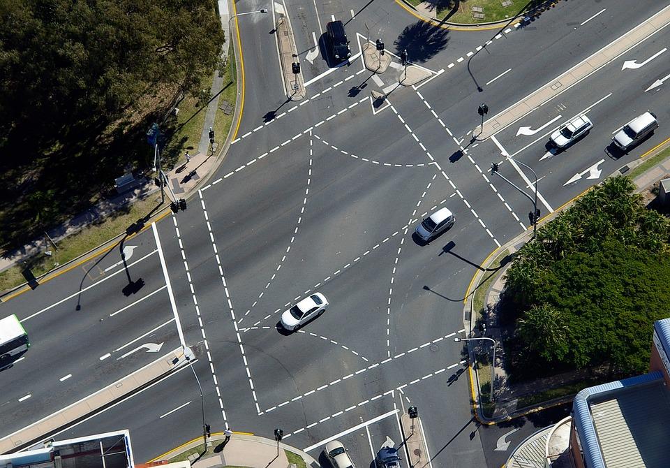 Querstraße Kreuzung Straße · Kostenloses Foto auf Pixabay
