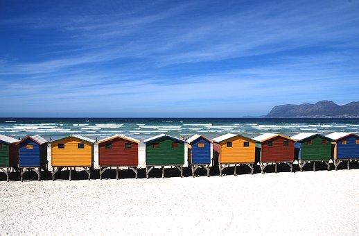 Strand, Ferienhaus, Ferienhäuser