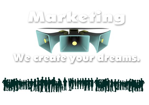 Marketing, Speakers, Megaphone