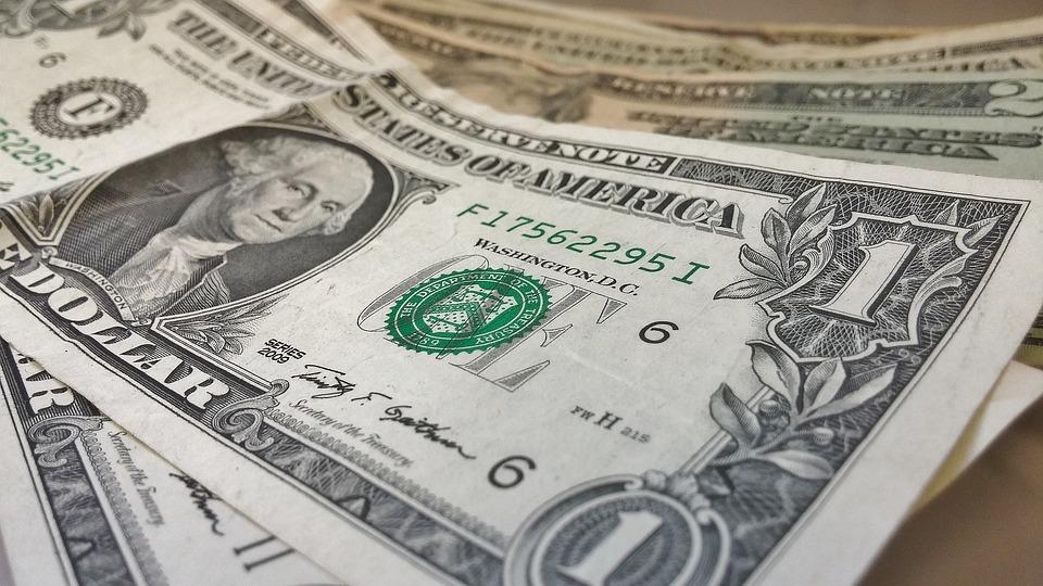 ドル, 紙幣, お金, 現金, 札, 通貨, 貯蓄, 富, 利益, リッチ, 金融, 私たちのドル