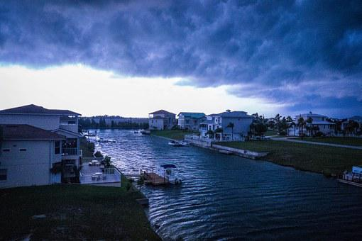 Storm, Florida, Clouds, Nature, Weather