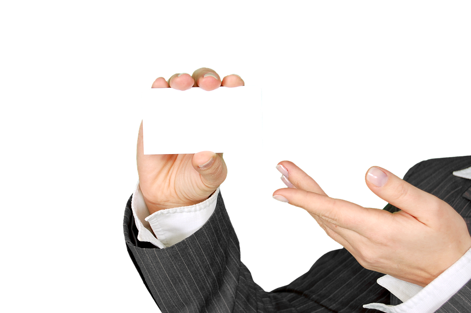 Free photo: Business Card, Business, Card, Man - Free Image on ...