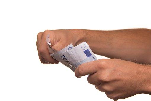 Euro, Money, Pay, Cash, Borrowing, Loan