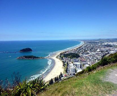 Tauranga Bay, New Zealand, Bay, Scenery