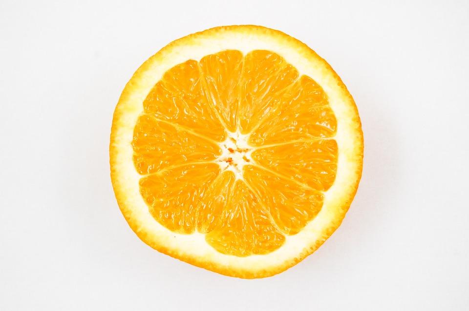 Оранжевый, Фрукты, Витамины, Здоровое Питание, Лимон
