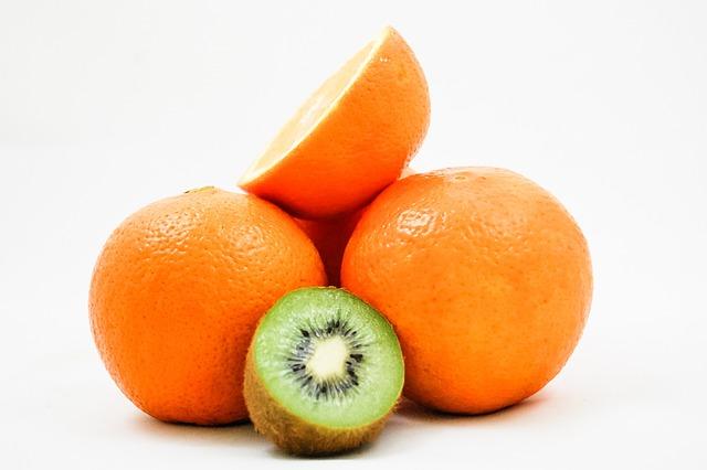 Kiwi Oranges Fruits - Photo gratuite sur Pixabay