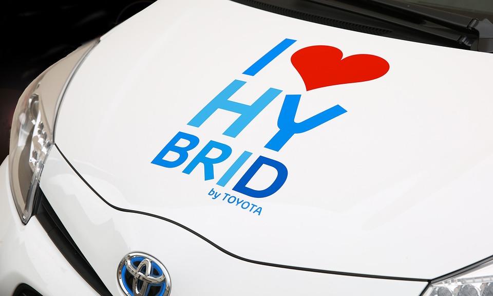 ハイブリッド, ハイブリッド車, ハイブリッドカー, 自動, 車両, トヨタ, 小型車, 環境にやさしい