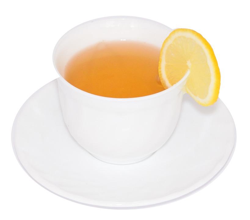 Té, Limón, La Bebida, Taza De Té, Relajación, Bebida