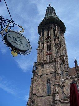 Freiburg, Münster, Steeple