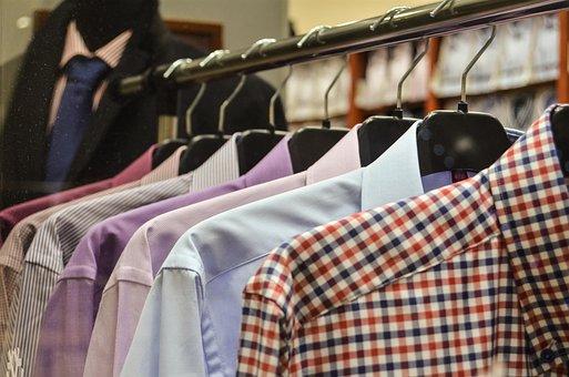 Shirts, Hangers, Exhibition, Shop
