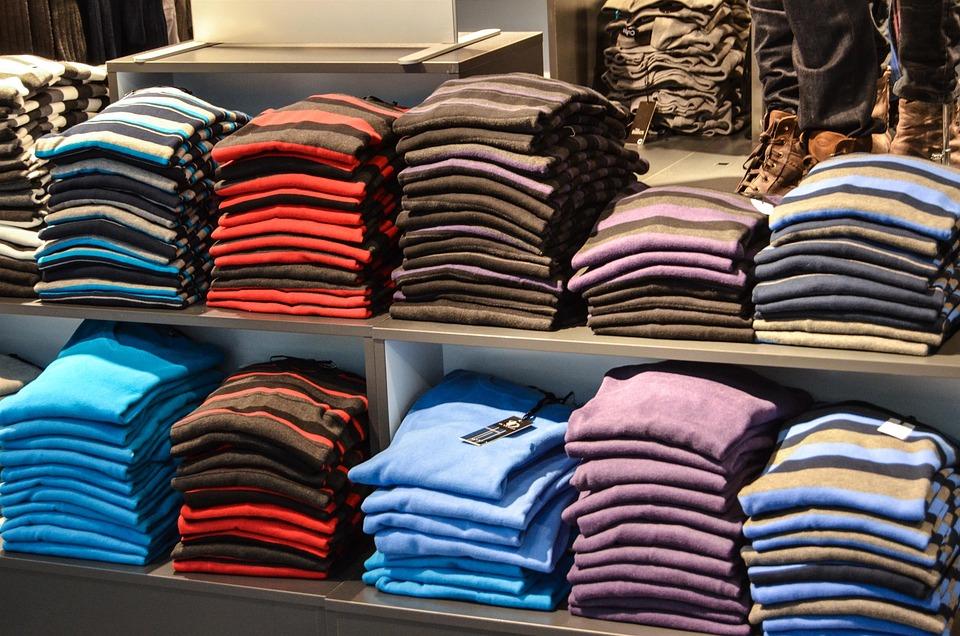 Tienda de ropa - 1 7