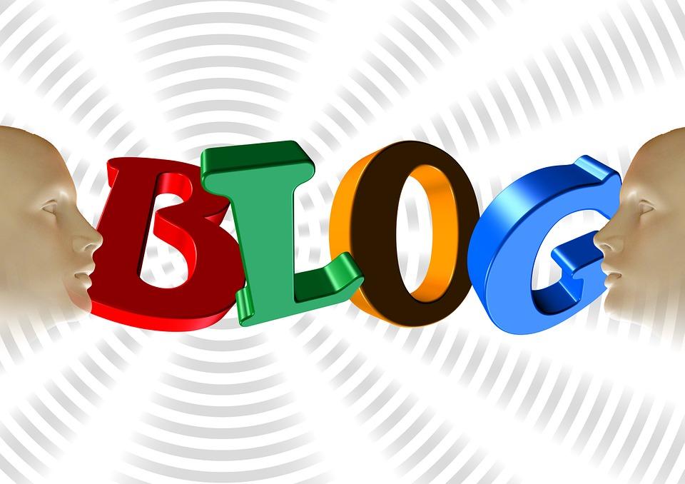 Free Illustration Blog Internet Leave Blogger Free
