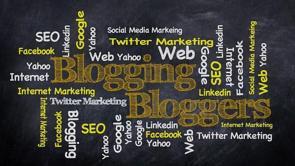 Blogging, Blog, Social Media