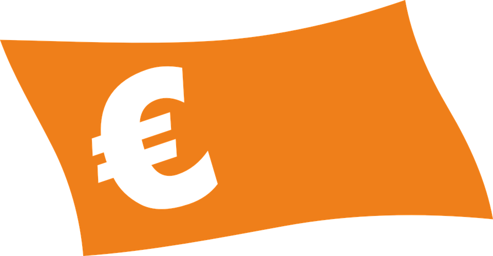 image vectorielle gratuite billet euro argent ic ne devise image gratuite sur pixabay. Black Bedroom Furniture Sets. Home Design Ideas