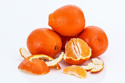 Minneola, Oranges, Tangelo, Citrus Fruit