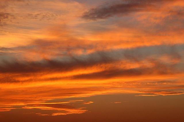 Sunset Orange Dusk 183 Free Photo On Pixabay