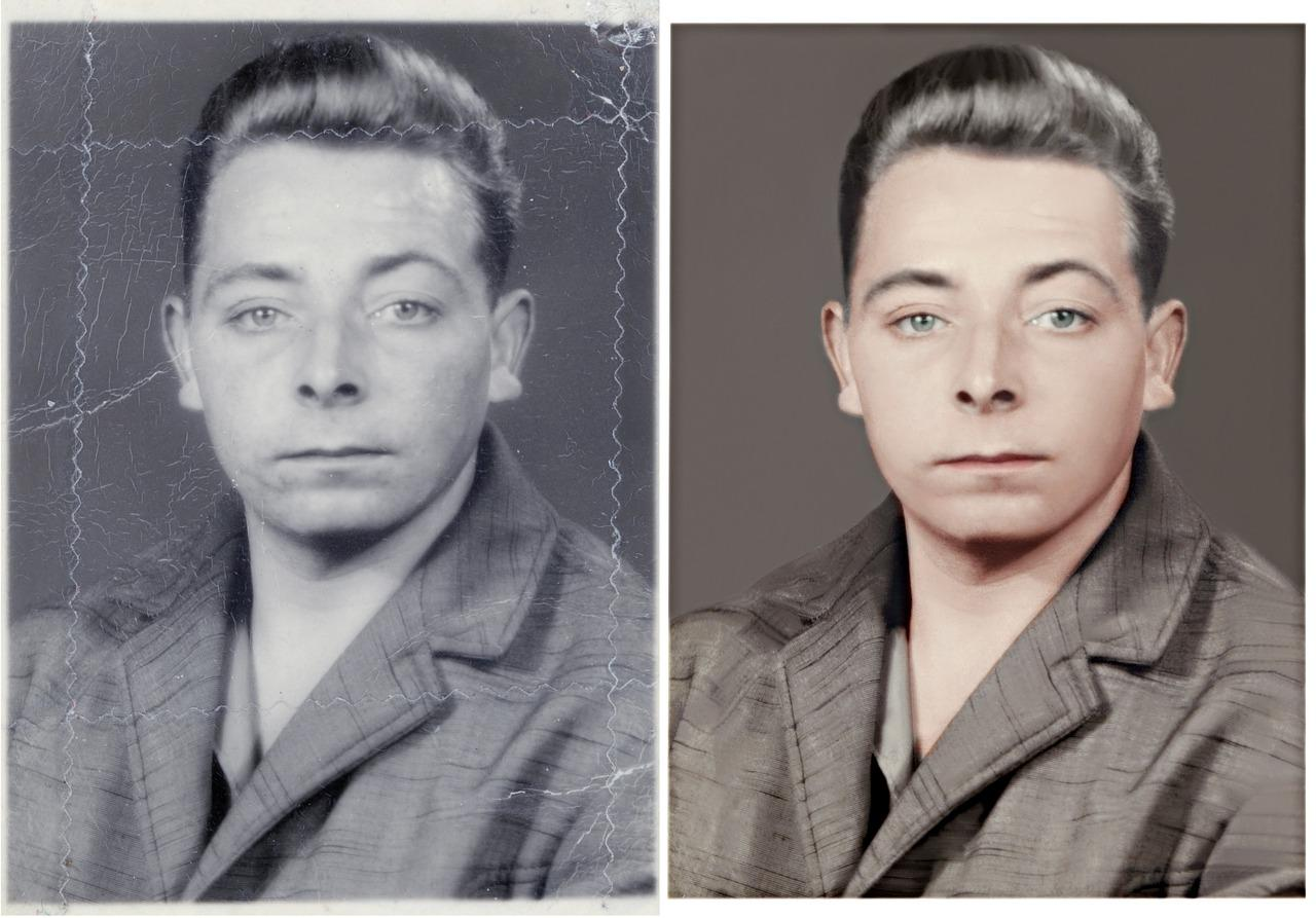 How to Restore a Heavily Damaged Photo With Photoshop