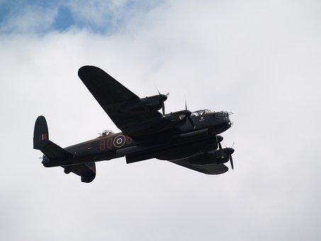 Bomber, War, Aircraft, Airplane, World