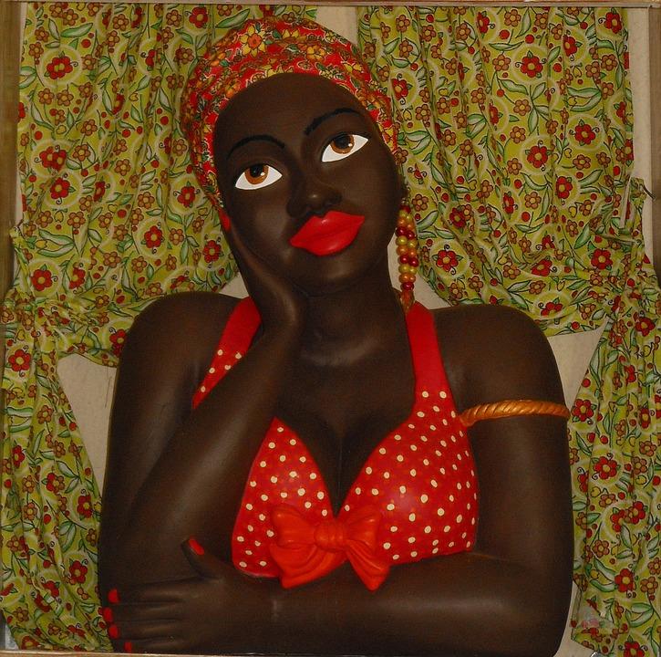 free photo  black  doll  statue  window  flirt - free image on pixabay