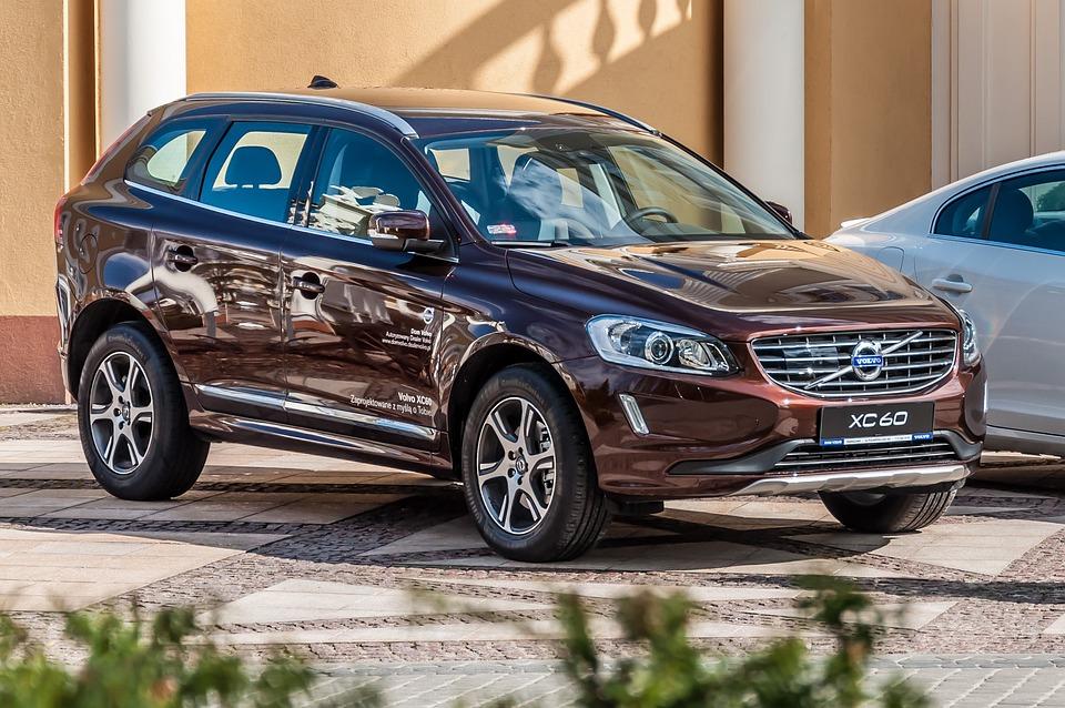 Auto, Het Voertuig, Reflector, Stuurwiel, Volvo