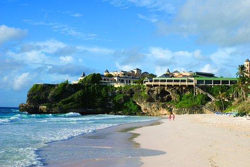 Caribbean, Barbados, Beach, Hotel