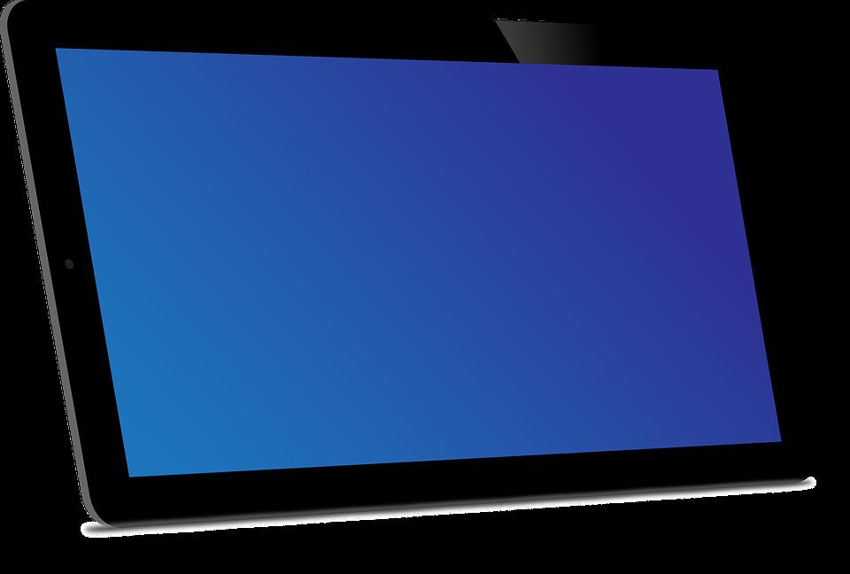 Tablet Ipad Pantalla · Gráficos Vectoriales Gratis En