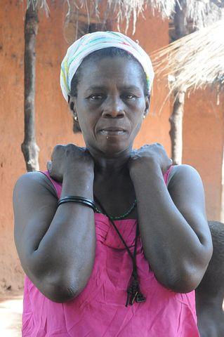 Знакомства с женщинами из африки