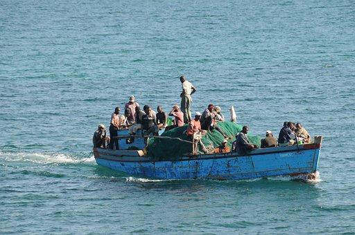 Незаконный вылов рыбы дестабилизирует политическую ситуацию в Сомали