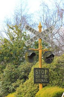 60+ Free Railroad Crossing Sign & Sign Images - Pixabay
