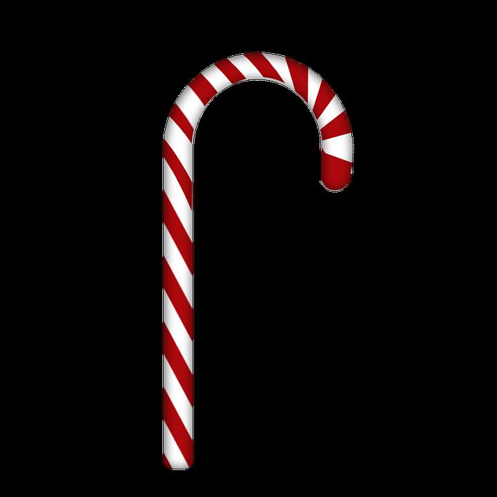 Favori Illustration gratuite: Canne En Bonbon, Noël, Douceur - Image  FR65