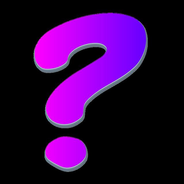Signo De Interrogación Pregunta · Imagen gratis en Pixabay