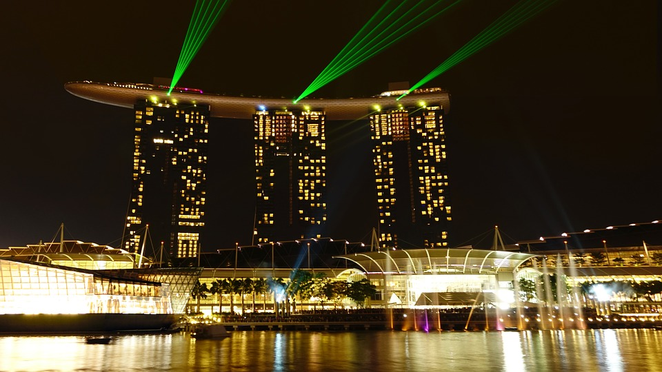 A Visit To The Top Of The <b>Marina Bay Sands</b> In Singapore ...