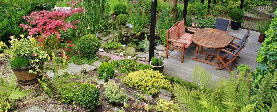 Terrasse Jardin Conception De Photo Gratuite Sur Pixabay