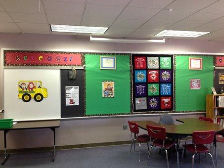教室, 学校, 学ぶ, 学生, 小学校, レッスン, 学習, 先生, 教える