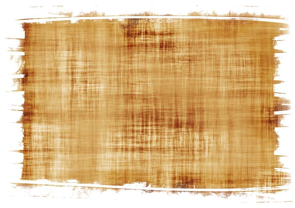 Extrêmement Illustration gratuite: Parchemin, Papyrus, Sale, Vieux - Image  VE22