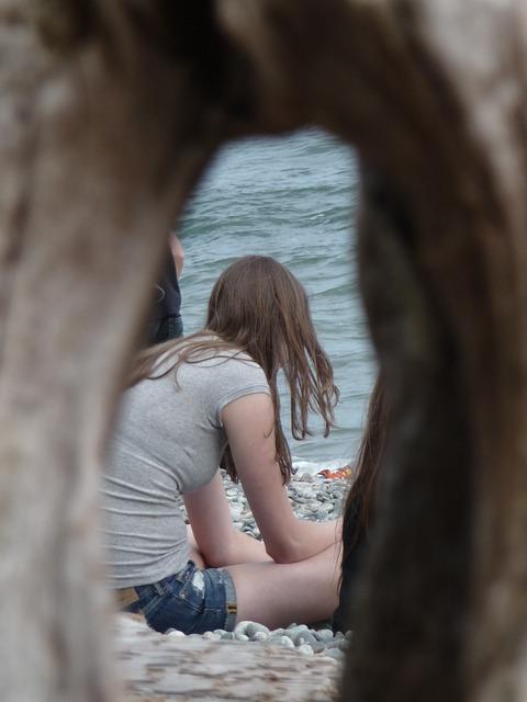 免费照片: 青少年, 女孩, 海滩, 海洋, 观察员, 偷窥狂, 偷窥者 - Pixabay上的免费图片 - 436174