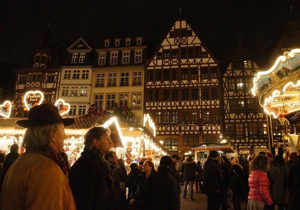 kostenloses foto weihnachtsmarkt frankfurt kostenloses. Black Bedroom Furniture Sets. Home Design Ideas