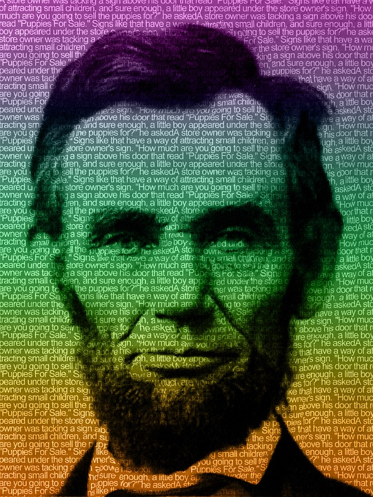 Abraham Lincoln President Portrait 183 Free Image On Pixabay