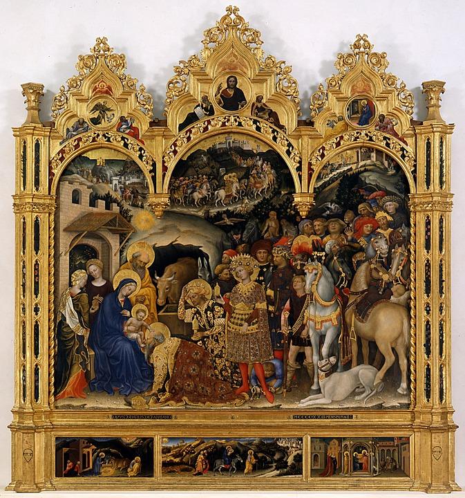 ビザンチン様式 祭壇画 · Pixaba...