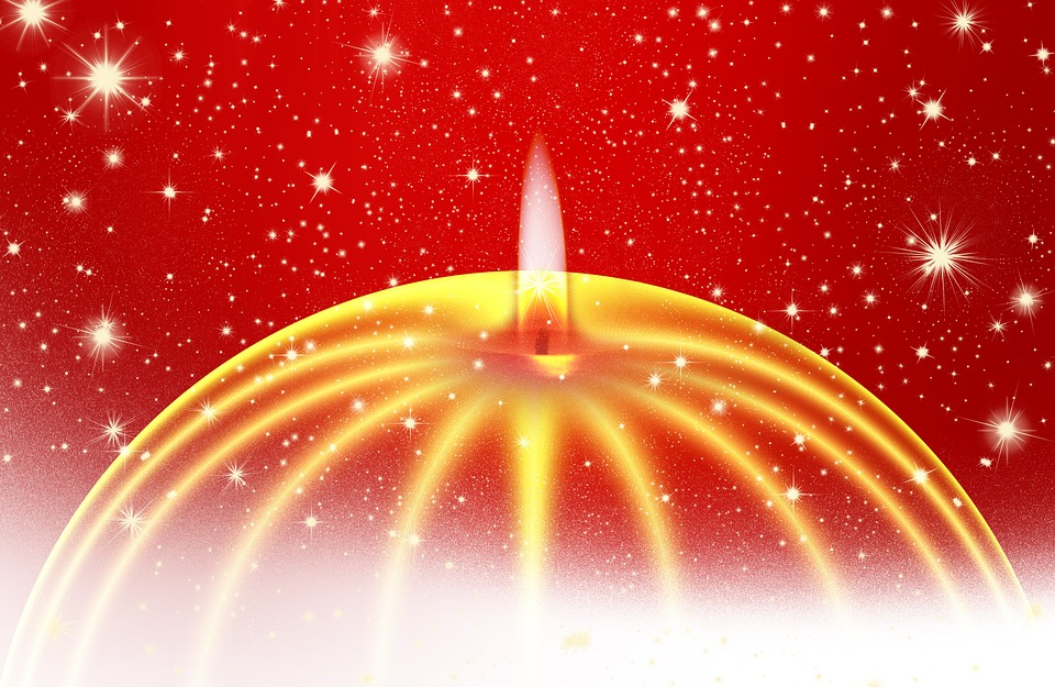 Starry Christmas Lights
