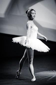 Ballet Dance Dancer Ballerina Art Sports A