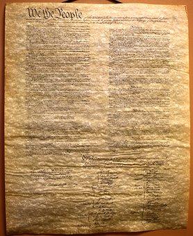 Old, Transcript, Constitution, Vintage