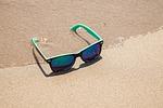 okulary, sun ochrony, beach