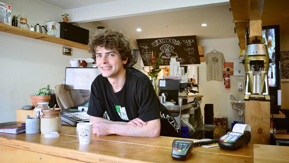 semangat bisnis coffee