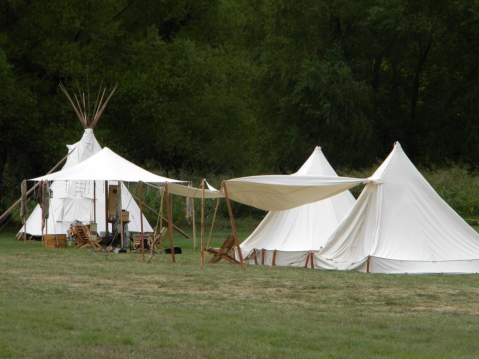 & Primitive Camp Tipi Teepee - Free photo on Pixabay