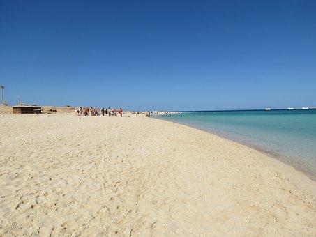 Paradise Island, Hurghada, Red Sea
