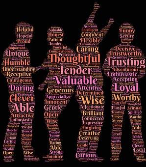 Goodness, Value, Worth, Trust