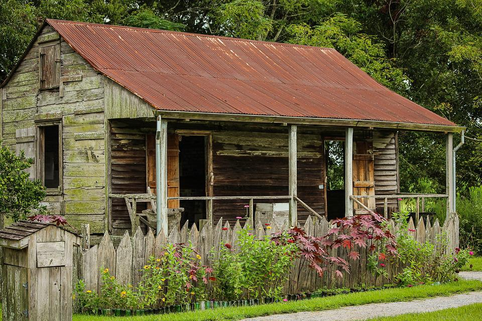 Free Photo Slave Cabin Laura Plantation Free Image On